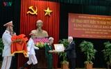 Генсек ЦК КПВ президент вручил знак 70 лет членства в КПВ бывшему генсеку ЦК КПВ Ле Кха Фиеу
