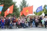 Вьетнам завоевал 2 приза на Летних дипломатических играх в России