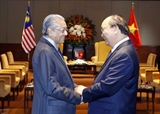 Vietnam-Malaysia friendship and cooperation strengthened