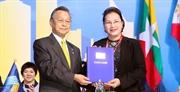 越南加强与东盟议会联盟大会及泰国的合作关系