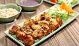 Cha Ca típico plato de pescado en Hanoi