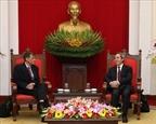 Вьетнам придает большое значение развитию сотрудничества с США