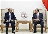 Премьер-министр Нгуен Суан Фук принял посла Саудовской Аравии и министра внешней торговли Кубы