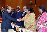 Le PM se félicite de la coopération avec les pays du Moyen-Orient et dAfrique