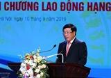 Фам Бинь Минь принял участие в праздновании 50-летия создания Центральной эндокринной больницы