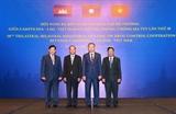 Hội nghị ba bên cấp Bộ trưởng giữa Campuchia-Lào-Việt Nam về phòng chống ma túy lần thứ 18