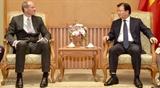 Вьетнам и Великобритания поощряют сотрудничество между предприятиями