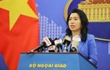 Вьетнам выступает против нарушения судами Хайзыонг-8 его исключительной экономической зоны и континентального шельфа