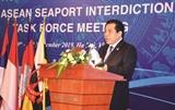 아세안 회원국 해상 마약 유통 방지 협력 강화
