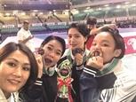 베트남 여자 가라테 팀 세계 3위 기염