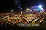 Yen Bai not seek Guinness record recognition for massive Xoe dance