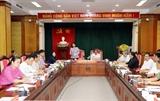 Tuyên Quang cần thực hiện hiệu quả bốn phong trào thi đua do Thủ tướng phát động