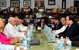 Delegación del Partido Comunista de Vietnam visita Cuba para impulsar lazos tradicionales