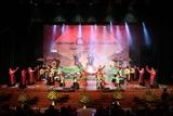 Открылся Национальный фестиваль пения Тьео 2019 года