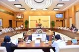 37-е заседание ПК Нацсобрания СРВ: трудно увеличить число уполномоченных по парламентским делам депутатов
