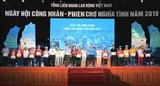 Вице-президент Вьетнама Данг Тхи Нгок Тхинь приняла участие в программе День работников – базар добра 2019