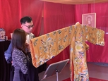 Triển lãm cổ vật Triều Nguyễn giữa lòng Sydney