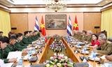 Tổng Tham mưu trưởng Bộ các Lực lượng vũ trang Cách mạng Cộng hòa Cuba thăm chính thức Việt Nam