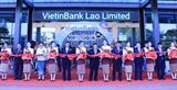 VietinBank khai trương tòa nhà trụ sở chính tại Lào