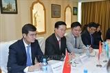 Во Ван Тхыонг посетил Казахстан с рабочим визитом