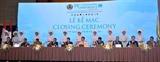សន្និសីទអាស៊ានណាប៉ូល លើកទី៣៩ (ASEANAPOL CONFERENCE 39th) បញ្ចប់ប្រកបដោយជោគជ័យ