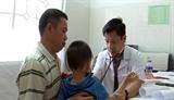 Chương trình Trái tim cho em đến với trẻ em vùng khó khăn tỉnh Sơn La