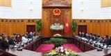 Ngân hàng Thế giới luôn sẵn sàng hỗ trợ Việt Nam tham gia vào chuỗi giá trị toàn cầu