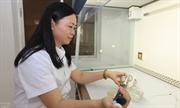 阮秋霞硕士的土地防病疫苗
