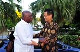 Vicepresidente cubano desea mayores éxitos a Vietnam