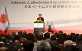Việt Nam – Nhật Bản tăng cường hợp tác phát triển kinh tế lao động và du lịch