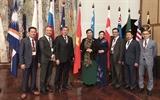 Việt Nam tham dự Hội nghị Diễn đàn Nghị viện châu Á - Thái Bình Dương lần thứ 28