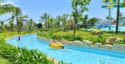 Le centre de distraction et de villégiature Vinpearl Land Nam Hôi An