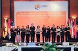 Se reúnen altos funcionarios económicos de la ASEAN en Hanoi