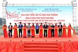 Khai mạc triển lãm và trao giải tranh cổ động tuyên truyền kỷ niệm 90 năm Ngày thành lập Đảng Cộng sản Việt Nam