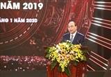 Honran en Vietnam destacadas obras periodísticas sobre construcción partidista