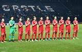 Le Vietnam sarrête à la finale du Championnat U23 de lAsie 2020