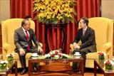 В Ханое прошёл торжественный приём в честь 70-летия установления вьетнамо-китайских отношений