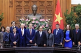 Премьер-министр Вьетнама принял руководителей Гарвардской школы Кеннеди