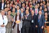 Thủ tướng Nguyễn Xuân Phúc gặp mặt kiều bào tham dự chương trình Xuân Quê hương 2020