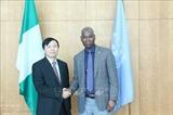 Председатель СБ ООН в январе 2020 года встретился с председателем 74-й сессии ГА ООН