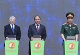 Thủ tướng Nguyễn Xuân Phúc thăm và làm việc tại Trường Sỹ quan lục quân 2