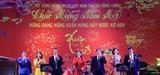 Sôi động ngày Tết cộng đồng người Việt Nam tại Lào