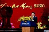 1500 вьетнамских эмигрантов приняли участие в программе Весна на Родине 2020
