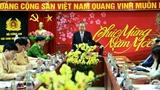 Чыонг Хоа Бинь провел рабочую встречу с руководством Главного таможенного управления