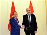 ベトナムとスイスとの協力関係を強化