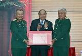 Thủ tướng Nguyễn Xuân Phúc thăm kiểm tra công tác trực sẵn sàng chiến đấu của Tổng cục II