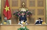 フック首相、経済顧問班と会合