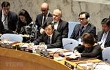 베트남 유엔 안전보장이사회 의장 중동사태 공개 논의