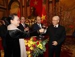 Tổng Bí thư Chủ tịch nước Nguyễn Phú Trọng: Đánh thức tiềm năng thành nguồn lực xây dựng bảo vệ đất nước