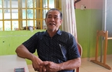 A man brings life to orphans abandoned children in HCM City